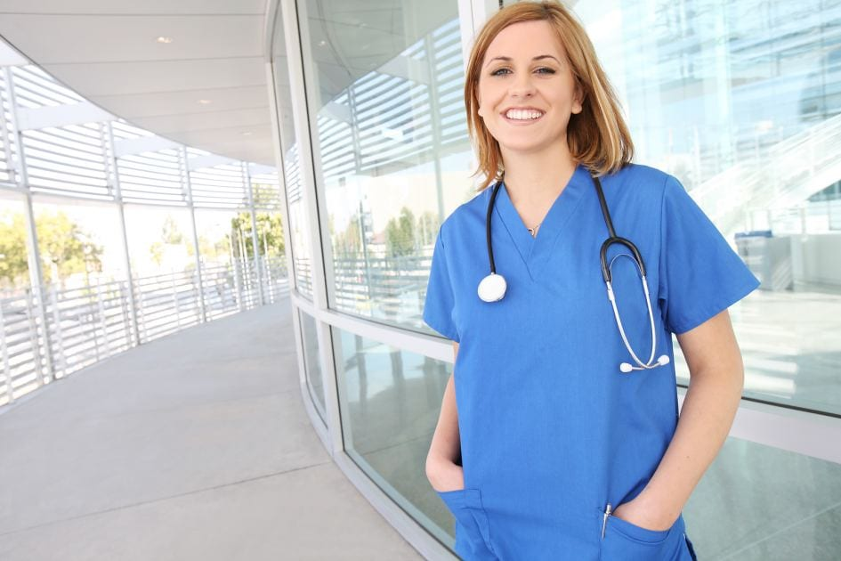 Nurse to help with pregnancy